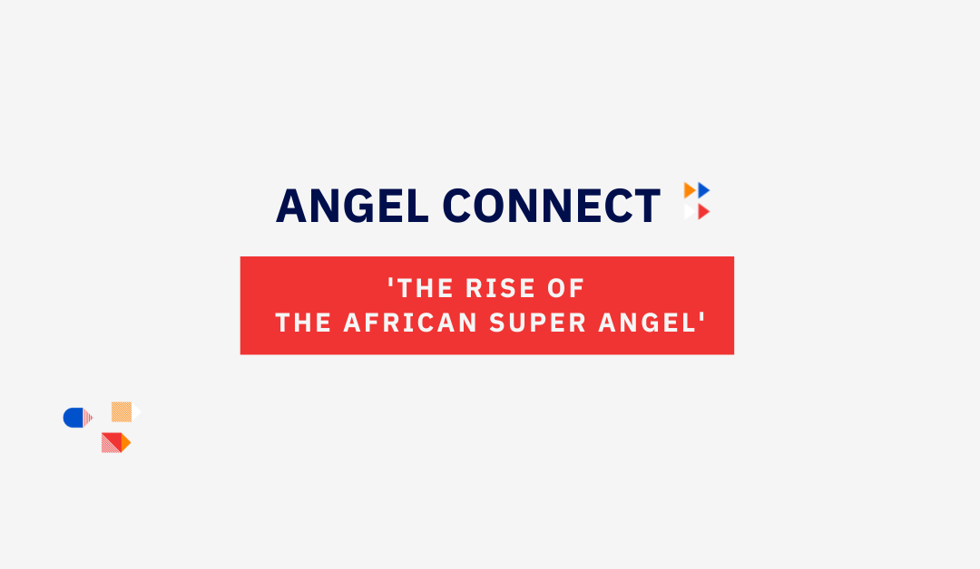 Angel Connect event series – launched!